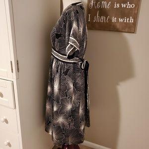 BCBGMaxAzria Dresses - BCBGMaxAzria Vintage Silk Dress